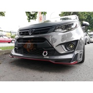 Proton persona 2016 2017 2018 VVT DRIVE 68 drive68 d68 Bodykit body kit front side rear skirt dummy exhu