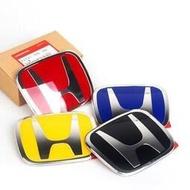 [現貨]本田喜美 Honda CRV2代2.5代3代3.5代 4代 4.5代4代 5代 紅H 標誌 前標 後標方向盤紅H