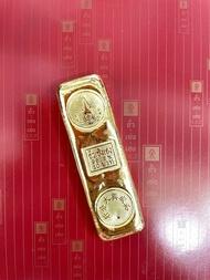 ผ่อน 10 บาท ทองคำแท่งหลอม 96.5% ฮั่วเซ่งเฮง