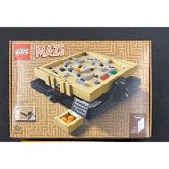 出清 正版 現貨 樂高 lego 21305 絕版品 Ideas Maze