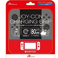 現貨中Switch周邊 NS ANSWER Joy-Con用 內建電池式充電握把 簡單裝著 提升2倍電力【魔力電玩】