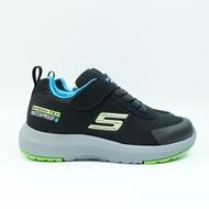 SKECHERS DYNAMIC TREAD 中童款 403661LBLK 兒童 防水 運動鞋 慢跑鞋