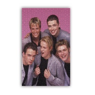 Westlife Bands Jigsaw Puzzles, 300/500/1000 Pieces of Wooden Puzzles, Brain Toys, Family Games