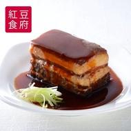 【鮮食家任選799】紅豆食府 東坡肉(600g/盒)