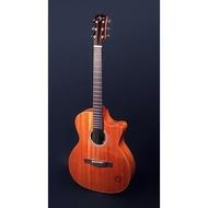【成功樂器 . 音響】AYERS O-03CW 小太陽 全單版 搭配奧昇系統 民謠吉他