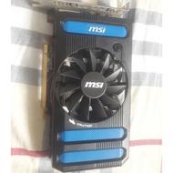 MSI HD7850 效能大於GTX750TI 吃雞 LOL