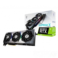 MSI 微星 GeForce RTX3080 SUPRIM X 10G LHR 顯示卡