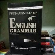 Fundamentals of English third edition grammar