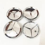 65MM Mercedes-Benz Wheel Center Hub Caps