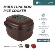 rice cooker small Elayks Multi-function Rice Cooker Good for 3-4 People