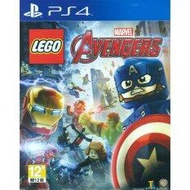 PS4 LEGO MARVEL'S AVENGERS (ENGLISH)