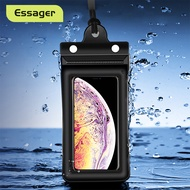 Essager Waterproof Case For iPhone 12 11 Pro Xs Max Xr X Xiaomi mi 9 Redmi Note 8 Protective Phone Pouch Swimming Water proof Cover