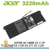 電池 適用於 ACER ASPIRE AC14B8K V3-111P V3-112P V3-371 V5-122P 全新