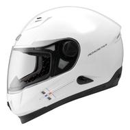 【ASTONE】ROADSTAR 808 素色(白) 全罩式安全帽 內藏墨片 眼鏡溝 藍芽耳機孔