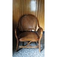二手|籐椅 藤椅 客廳椅 夏天坐很涼爽