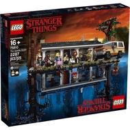 (HFB) 現貨 Lego 75810 怪奇物語 顛倒世界