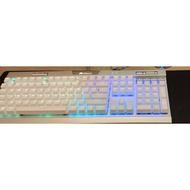 海盜船 Corsair K70 MK2 RGB 銀軸 機械式鍵盤(SE版)