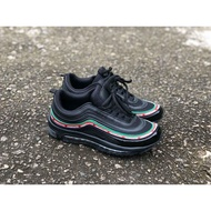NIKE AIRMAX 97 UNDEFEATED BLACK RED