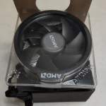 全新AMD Wraith Stealth CPU Cooler 4 Pin Fan AM4 Ryzen (原裝散熱器)