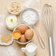 สแตนเลสพกพา Gadgets กาแฟนมเครื่องผสมไข่ Handle Mixer ครัวอุปกรณ์ทำอาหารไข่ Stirring