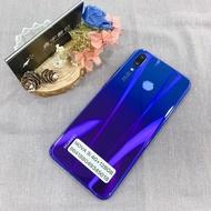 【鑫宇數位】二手機 9成新 HUAWEI nova 3i 128G 紫藍色 指紋辨識、人臉解鎖 高雄實體店面可面交自取