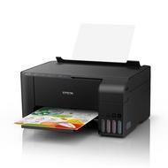 Epson L3150 EcoTank All-in-One Ink Tank Printer WiFi (เครื่องปรินท์ พร้อมหมึกแท้จากEPSON สีละ1ขวด) ( ปริ้นเตอร์ เครื่องปริ้น เครื่องพิมพ์ )
