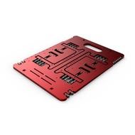 樂 Streacom BC1 Benchtable 1.1裸測平台 紅/黑色