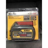 ~工具小妹~ 全新 DEWALT 得偉 20V/60V 6.0 DCB606 鋰電池 帶電顯