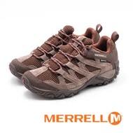 MERRELL ALVERSTONE GORE-TEX防水郊山健行鞋 女鞋 - 棕