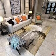 Loft工業風地毯地墊 RS Home 客廳地墊臥室地墊廚房地墊