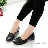 4771 #รองเท้าคัชชูดำ #คัชชูดำ #มีไซส์41
