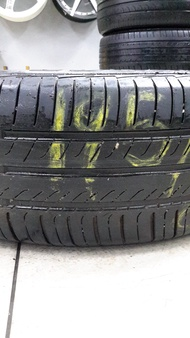Used Tyre Secondhand Tayar (With Installation) DUNLOP SP SPORT J5 195/60R15 70% Bunga Per 1pc