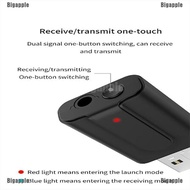 [Bigapple 0905] 5.0 Bluetooth Transmitter Receiver TV 2 IN 1 3.5mm Stereo Audio USB For Car PC