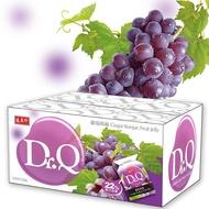 《盛香珍》Dr. Q 葡萄蒟蒻果凍量販箱6KG(約300小包)