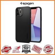 ORIGINAL SPIGEN Thin Fit IPHONE 12 / IPHONE 12 MINI / IPHONE 12 PRO / IPHONE 12 PRO MAX Phone Case Cover Casing