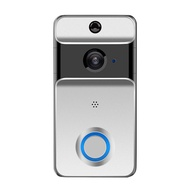 Intercom Doorbell Waterproof Outdoor Doorbell Wireless Video Doorbell tdby