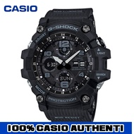 Original Casio G-Shock GSG-100-1A Mudmaster Solar Wrist Watch For Men Jam Tangan