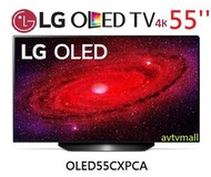 LG - OLED55CXPCA 55''OLED 4K HDR Smart TV 低藍光電視