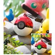 限量 現貨 精靈寶可夢授權寶貝球悠遊卡 -感應支付還會發光