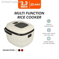 ☃Elayks Multi-function Rice Cooker Good for 3-4 People