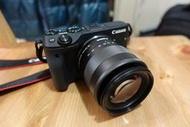 Canon eos m3微單眼相機 +18-55鏡頭,內建nfc,wifi功能,eos m6 eos m50可參考