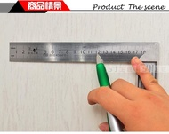 HOLD工具不銹鋼角尺 鋁座L型尺子 直角尺木工工具90度角尺 木工尺 夏洛特 XL