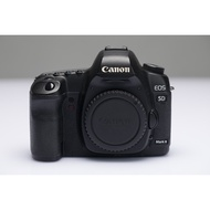 Canon Eos 5D Mark II 5d2 單眼 單機身 全幅 二手 #066