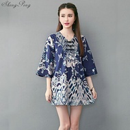 Chinese traditional dress 2019 new design chinese oriental dresses traditional oriental dress women oriental style dresses V1665