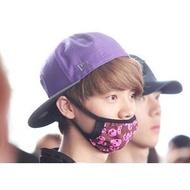 °☆ 韓星便利屋 ☆★ EXO 鹿晗 LUHUN ► 同款 口罩 造型口罩 均碼