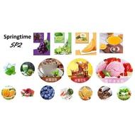 Ready stock Malaysia Original SP2 Springtime Refill Cartridge sp2