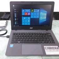 laptop acer second