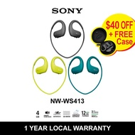 Sony MP3 (4GB) WS420 Waterproof Walkman WS Series Music Player
