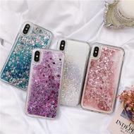 Phone Case For Huawei Case Soft TPU Quicksand Glitter Bling Clear Back Cover For Huawei P10 P20 P30 Nova 2 Nova 3 Nova 4 Matte 10 20Pro 30 Lite