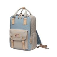 【Heine 海恩】WIN-191 多功能媽媽後背包 大容量媽媽包 象牙淺藍(後背包 休閒包 旅行背包)